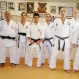 Grão Mestre Moritoshi e participantes do curso